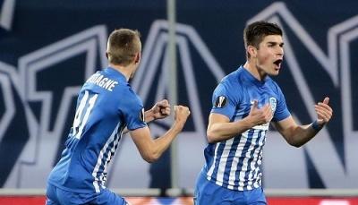 Маліновський забив гол за «Генк» у кваліфікації Ліги Європи