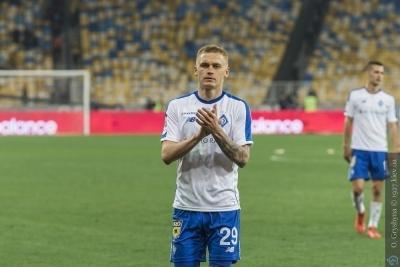 Гравець «Динамо» відсвяткував ювілей в матчі з «Олександрією»