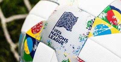Сьогодні відбудеться жеребкування фінальної стадії Ліги націй