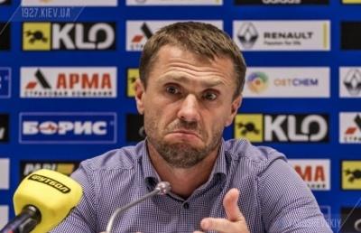 Офіційно: Реброва в «Легії» не буде