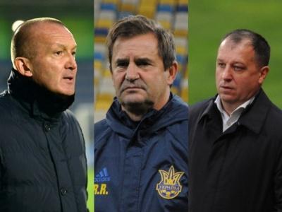 Букмекери: хто буде наступним тренером «Динамо»?