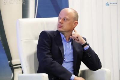 «Работа кипит». Вацко встретился с Луческу для записи интервью
