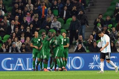 Нігерія обіграла Аргентину, здійснивши суперкамбек