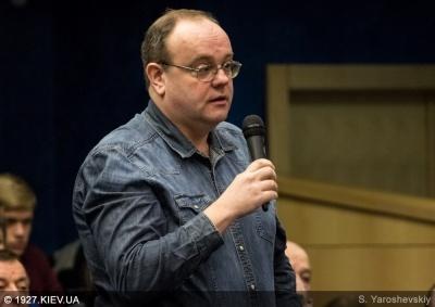 Артем Франков: «Я так зрозумів, Путін особисто змушує динамівців, СБУ та МВС турбуватися про безпеку»