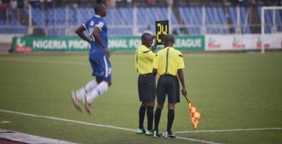 Захисник нігерійського клубу убитий в ході перестрілки