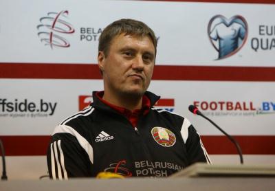 ЗМІ: Хацкевич - основний кандидат на заміну Реброву