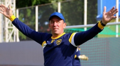 Горяїнов став тренером в академії «Бенфіки»
