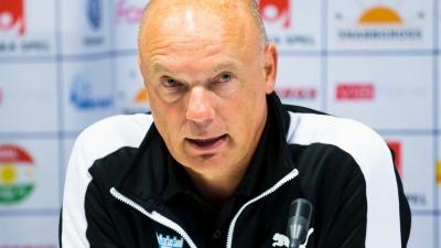 Уве Реслер: «Самое главное, что мы не проиграли перед матчем с «Динамо»