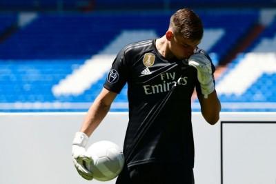 Андрей Лунин: «Сделаю все от меня зависящее, чтобы быть в следующем сезоне в «Реале»