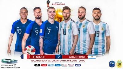 Франція – Аргентина. Прогноз Віктора Вацка