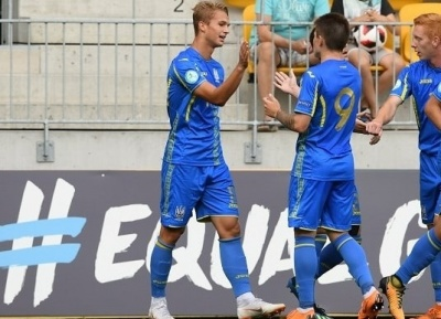 Булеца та Супряга увійшли до символічної збірної Євро-2018 (U-19)