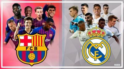 «Ель Класіко» майбутнього: Лунін, де Йонг, Дембеле, Вінісіус й інші молоді зірки «Реала» та «Барселони»
