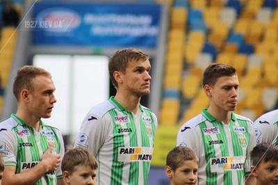 Гладкий забив дебютний гол за «Карпати»!