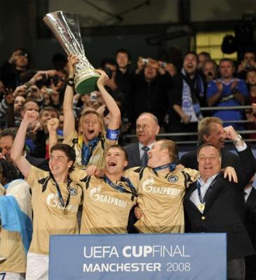 Найсильніший клуб Східної Європи. Частина 7. Сезон-2007/2008