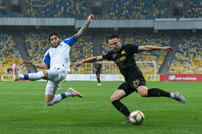 Константин Вихров: «Цитаишвили получил желтую карточку совершенно незаслуженно»