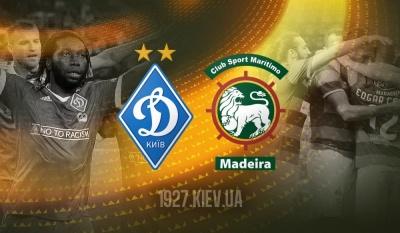«Марітіму» - «Динамо»: прогноз і ставки букмекерів на матч Ліги Європи