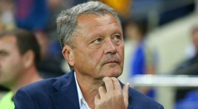 Мирон Маркевич: «З часом Лунін стане основним голкіпером «Реалу»