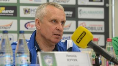 Леонід Кучук - кандидат на посаду наставника «Олександрії»