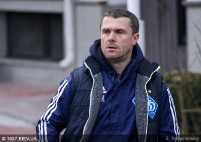 Чому Реброву не варто йти з «Динамо»?