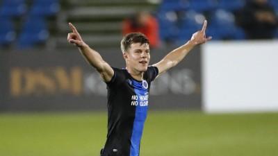 Соболь забив фантастичний гол за «Брюгге»
