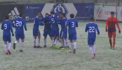 «Динамо» U-21 не залишило сліду від «Маріуполя»
