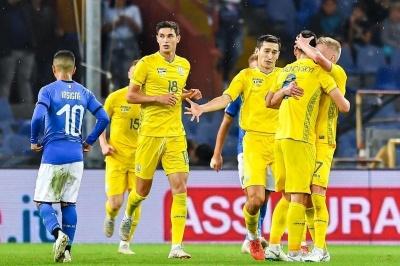 «Паради сейвів Пятова рятували Україну, поки вона не вийшла з летаргічного сну»: італійські ЗМІ про гру з нашою збірною