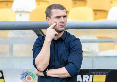 Сергій Ребров: «Жалкую, що не вдалося зіграти в фіналі ЛЧ-1999»