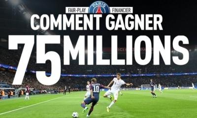 Місія ПСЖ щодо фінансового фейр-плей. Як отримати 75 мільйонів?