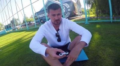 Артем Мілевський знявся у кумедній рекламі спіннерів брестського «Динамо»