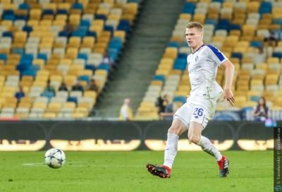 Бурда вперше за 10 місяців зіграв за «Динамо» в офіційному матчі