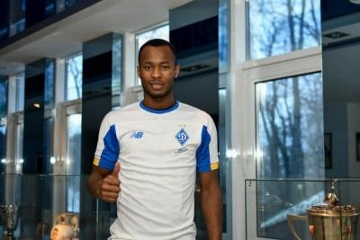 Ибрагим Каргбо: «Какие у меня амбиции в «Динамо»? Выиграть чемпионат»