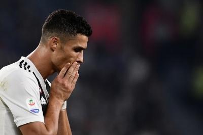 EA Sports резко отреагировала на сексуальный скандал вокруг Роналду