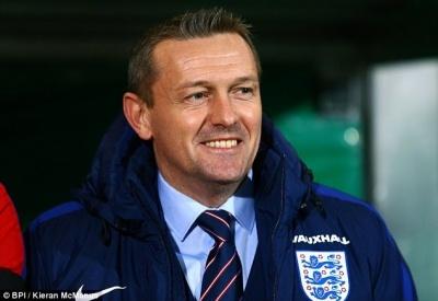 Тренер молодіжної збірної Англії: «Нічия з українцями – це ок, але може бути і краще»