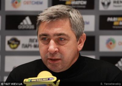 Олександр Севідов: «Незрозуміло, що буде з українським футболом через пару місяців, але ми намагаємося зрозуміти, з ким нам рухатися далі»