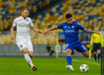 Источник: «Динамо» продолжает вести переговоры с «Интернасьоналем» по Сидклею