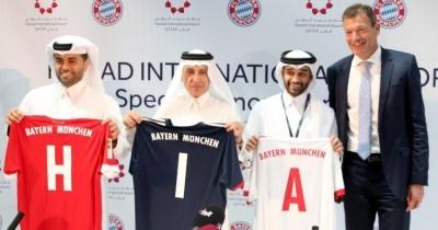 «Баварія» домовилась про співпрацю з екс-спонсором «Барселони»