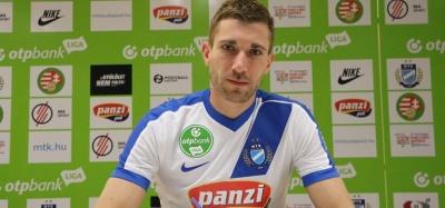 Юрій Коломоєць продовжить кар'єру в Угорщині