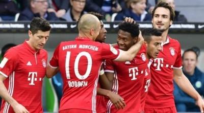 «Баварія» стала чемпіоном Німеччини та встановила рекорд