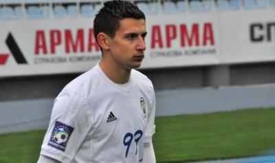 Гравець «Динамо» розповів про свій перехід у «Ворсклу»