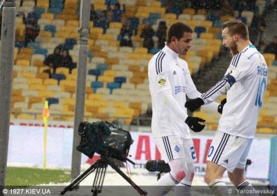 «Динамо» 2:1 «Чорноморець». ФОТОЗВІТ