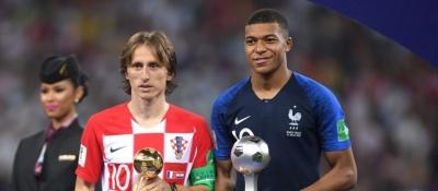 ФІФА назвала символічну збірну чемпіонату світу-2018