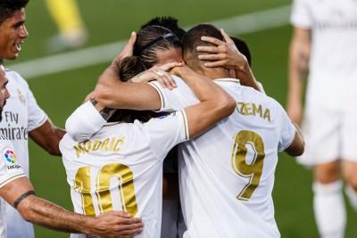 «Реал» — чемпион Испании сезона-2019/2020