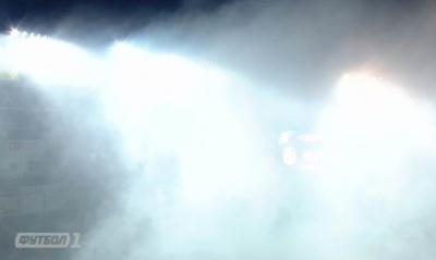 Фанати перервали матч «Чорноморця» та «Ворскли»