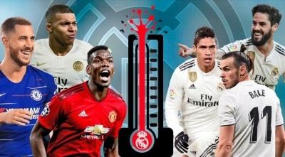 Лунін переграє Куртуа, Неймар з Погба зайві, Зідан найгірший та інші несподіванки – фанати «Реала» визначились зі всім