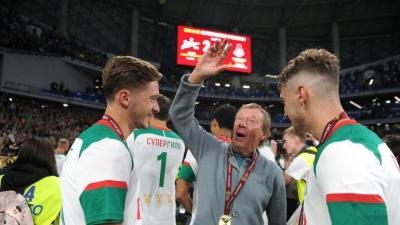 Семин оставил Ракицкого без трофея в России