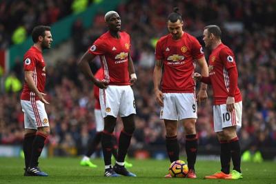 «Андерлехт» - «Манчестер Юнайтед»: стартові склади