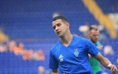 ЗМІ: Після гри проти «Янг Бойз» Гонсалес покине «Динамо»