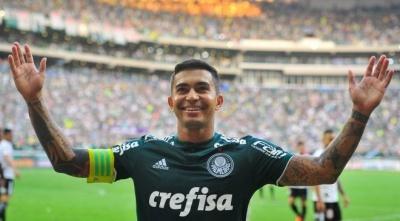 Екс-хавбек Динамо «Дуду» визнаний найкращим гравцем чемпіонату Бразилії