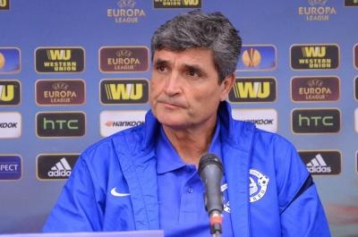 Хуанде Рамос: «Вплив «Динамо» і «Шахтаря» в чемпіонаті не дав нам стати чемпіонами»