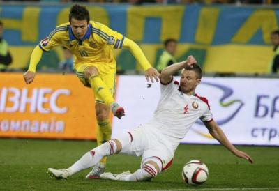«Україна - це «Барселона» на білоруському рівні»